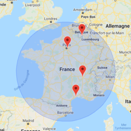 Application mobile Android & IOS, Type Leboncoin mise en relation Colocation