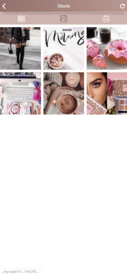 Application mobile Android & IOS pour Influenceur-se, Bloggeur-se, Youtubeur-se et placement de produit