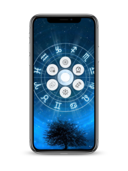 Application mobile Android & IOS de divination, voyance, horoscope, tarologie